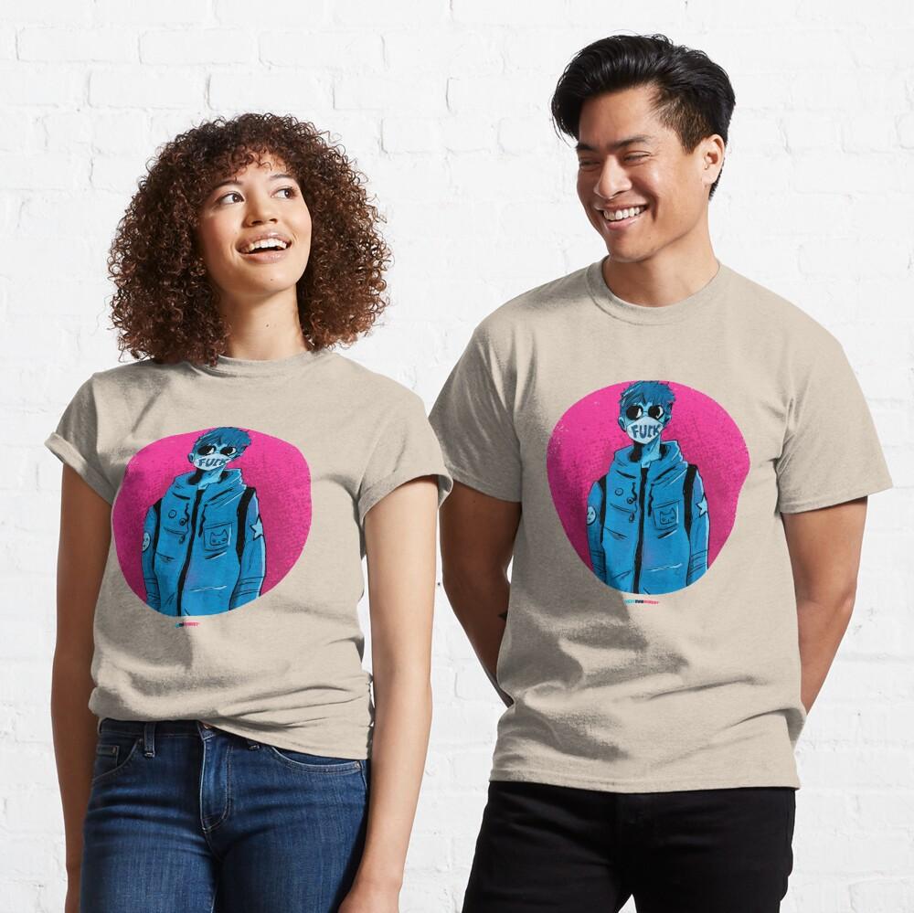 F**C by Fran Ferriz Camiseta clásica