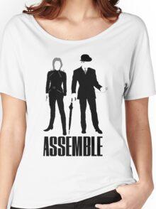 The Original Avengers Assemble Women's Relaxed Fit T-Shirt