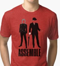 The Original Avengers Assemble Tri-blend T-Shirt