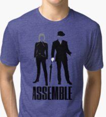 The Original Avengers Assemble Tri-blend T-Shirt