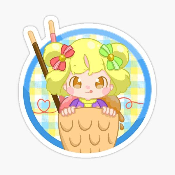 Iscream Ice Cream Glossy Sticker