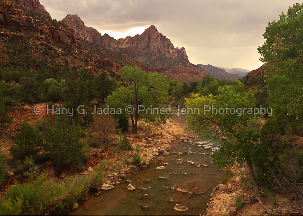 Passing Through Zion © by © Hany G. Jadaa © Prince John Photography