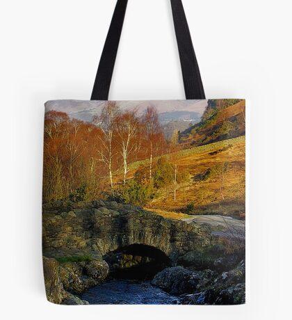 Ashness Bridge  Lake District Tote Bag