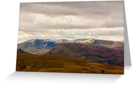 End of Winter by Trevor Kersley