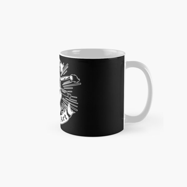 Make good art 2.0 Classic Mug