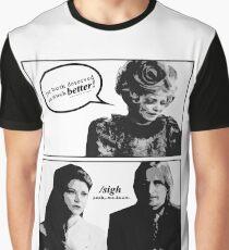 When Effie is the Rumbelle fandom. Graphic T-Shirt