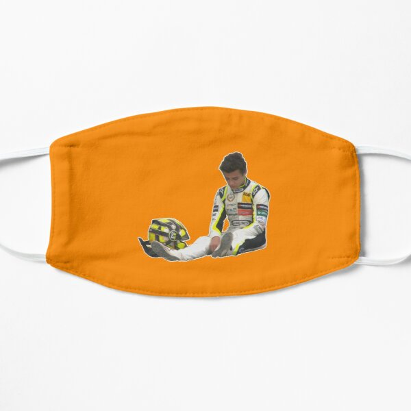 Lando Norris Meme Mask