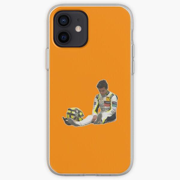 Lando Norris Meme Funda blanda para iPhone