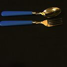 SPOON AND FORK by gracestout2007