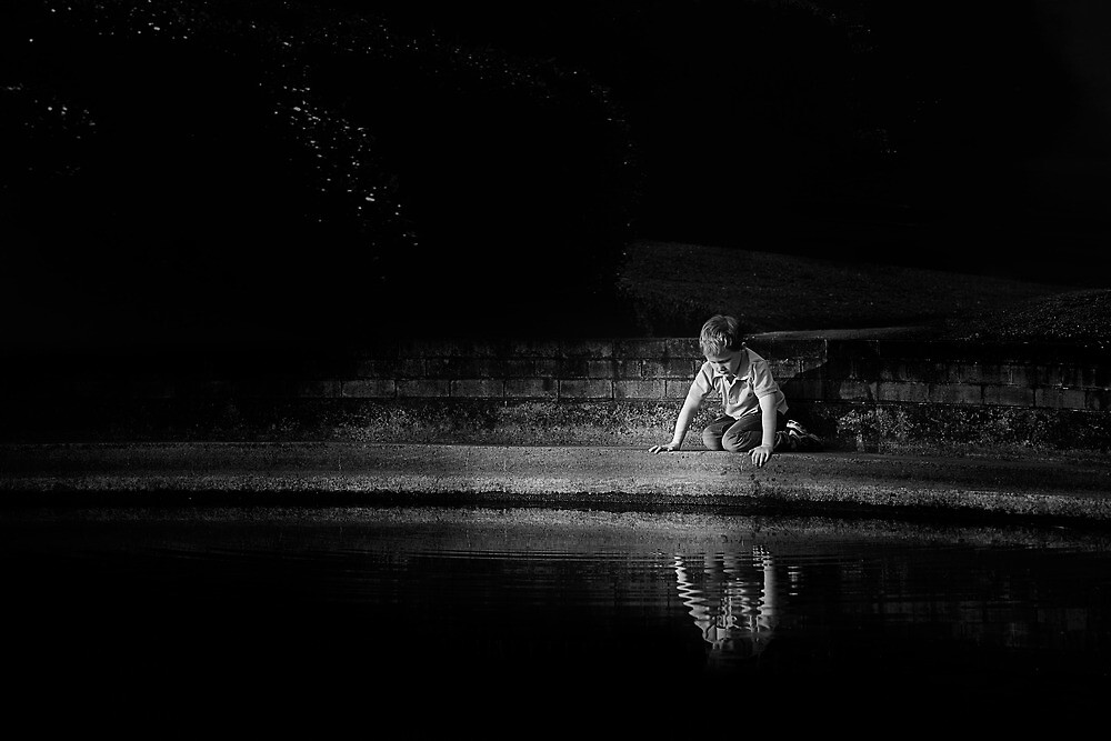 Quiet Reflection by Sarah Moore