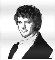 Mr Darcy Poster