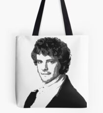 Mr Darcy Tote Bag