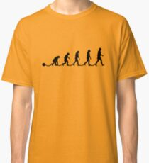 99 steps of progress - Missing link Classic T-Shirt