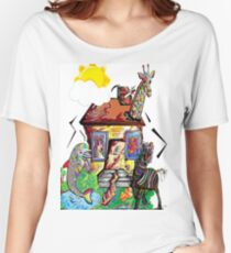 ANIMAL HOUSE Women's Relaxed Fit T-Shirt