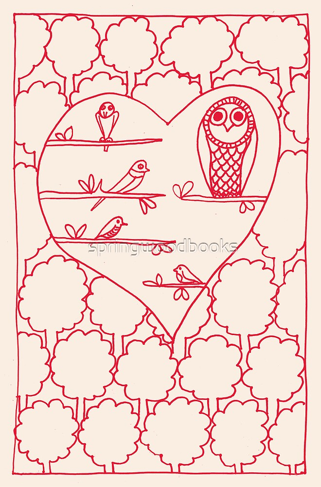 Valentines_Day_bird_card by springwoodbooks