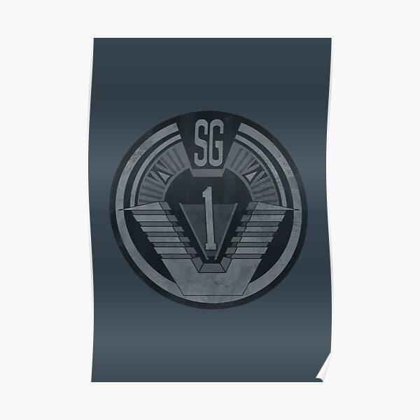 Stargate SGI Poster