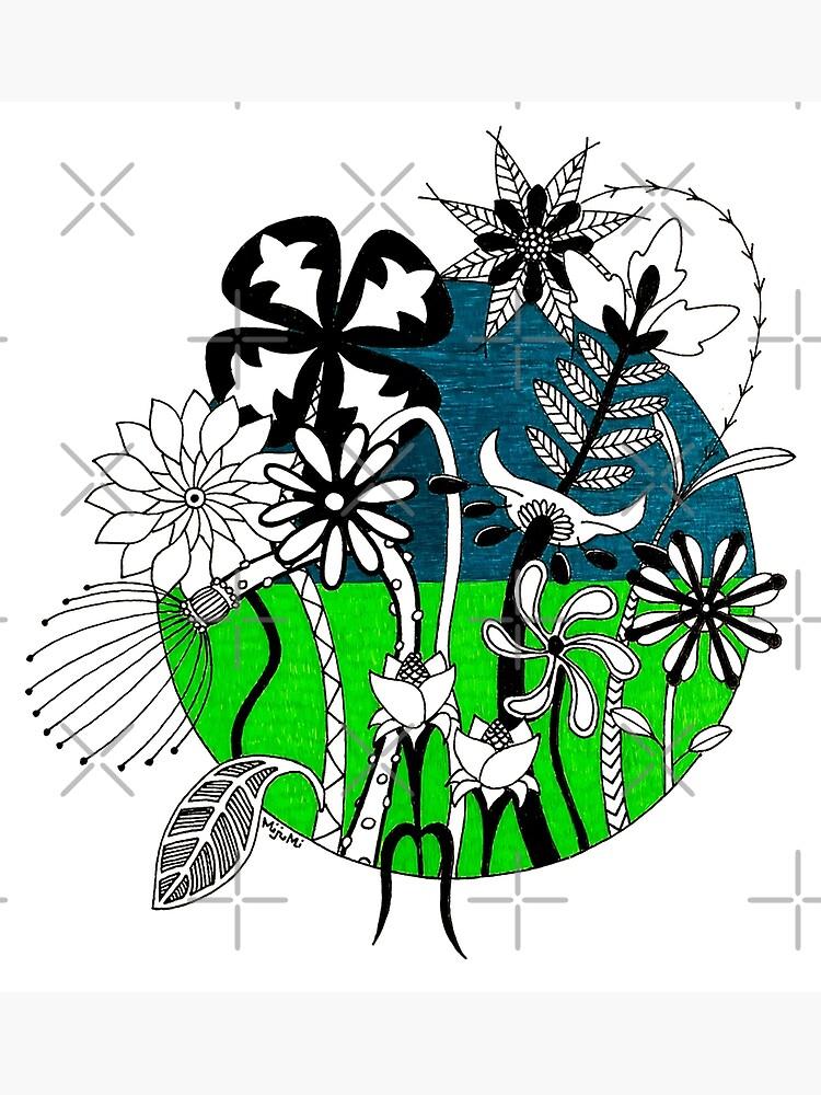 Wild Flowers 2 by mijumi