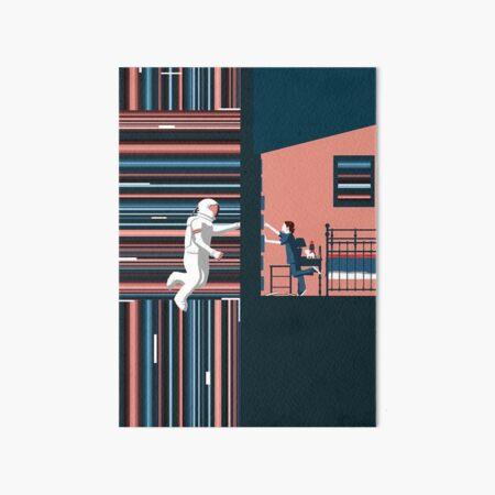 Interstellar Art Board Print