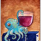 octowine by Nocturnarwhal