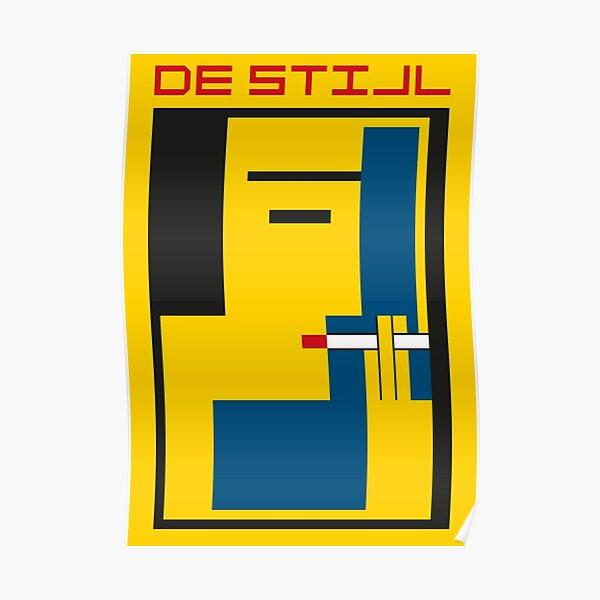 DeStijl#15 Poster