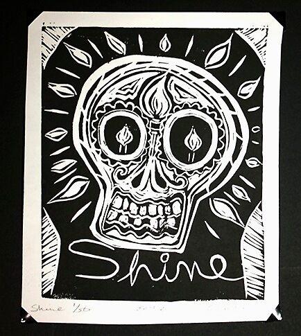 Shine by Suzi Linden by Suzi Linden