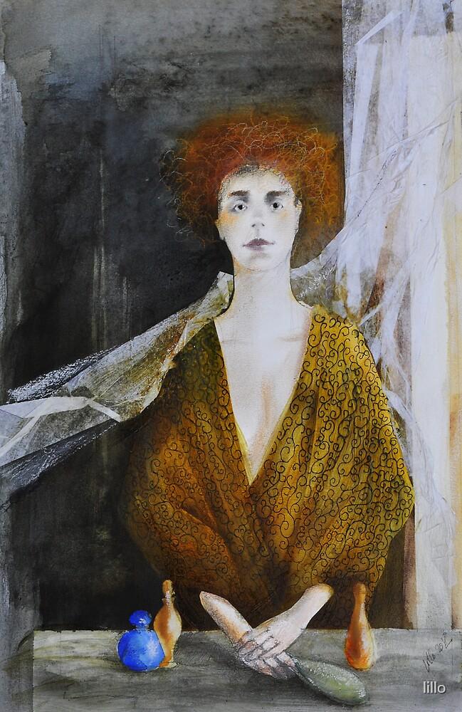 Into the mirror by lillo