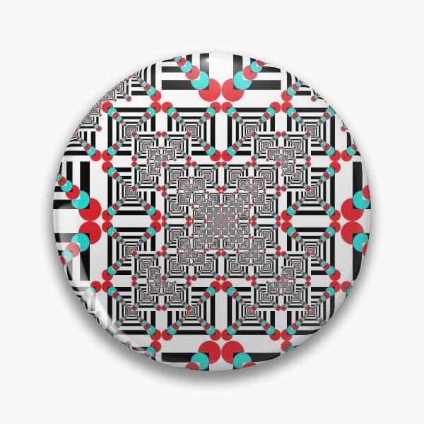 Motif, Visual arts, Psychedelic Pin