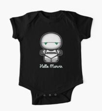 Hello Marvin One Piece - Short Sleeve