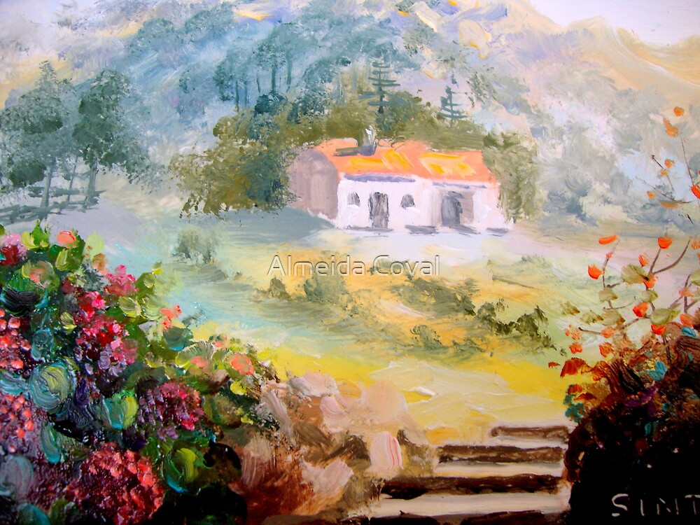 sintra lovely countryside.. by Almeida Coval