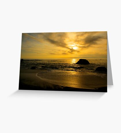 Peace and Light Greeting Card