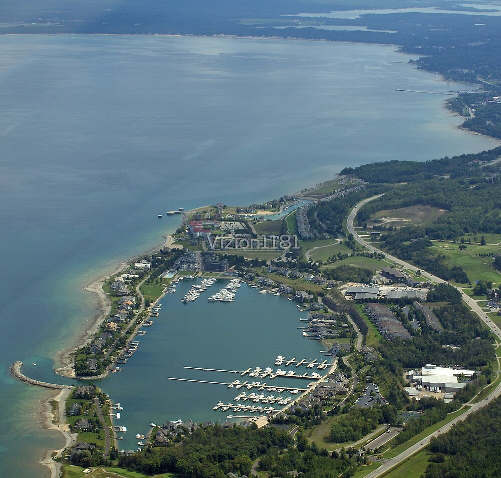 Suttons Bay, Michigan by Vizion1181