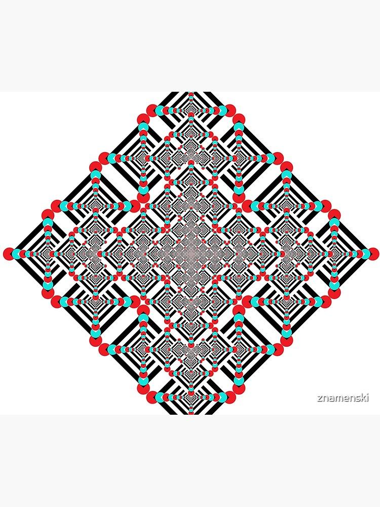 Motif, Visual arts, Psychedelic by znamenski
