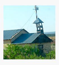 Montoya Church Photographic Print