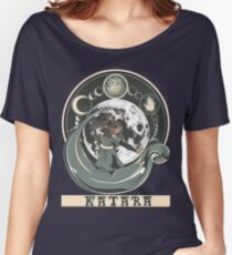 Katara Nouveau Women's Relaxed Fit T-Shirt