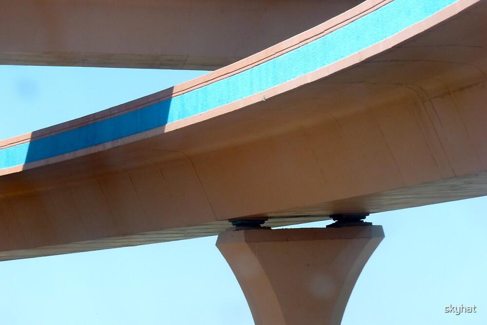 Albuquerque Highway by skyhat