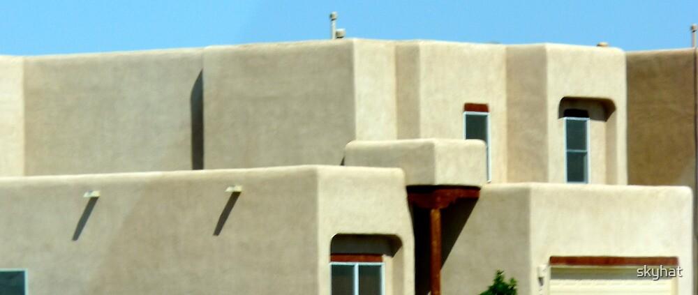 Adobe House NM by skyhat