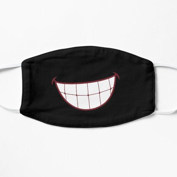 Joker Smile Mascarilla plana