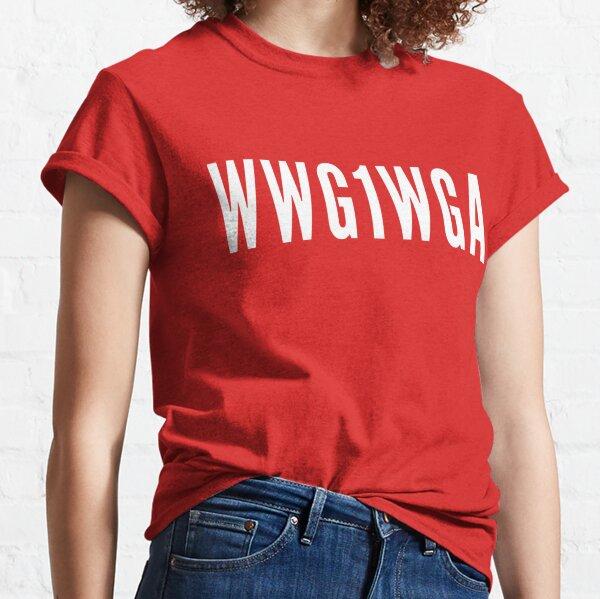 WWG1WGA Classic T-Shirt