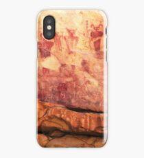 Sego Canyon Pictographs iPhone Case/Skin