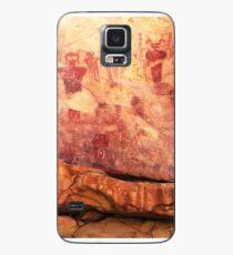 Sego Canyon Pictographs Case/Skin for Samsung Galaxy