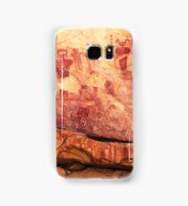 Sego Canyon Pictographs Samsung Galaxy Case/Skin