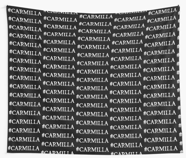 """Carmilla """"#Carmilla"""" by queenofallswans"""
