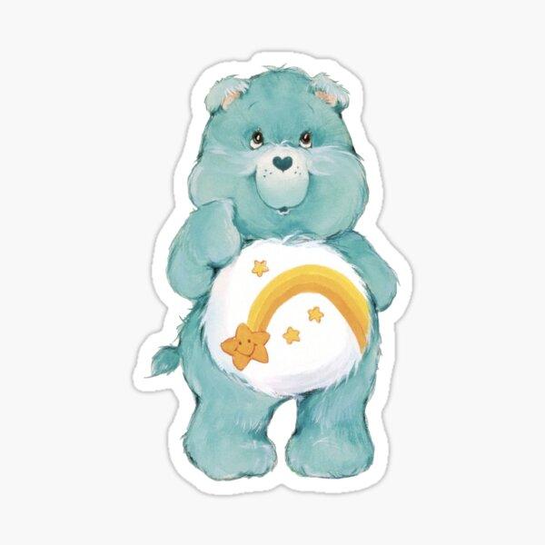 wish care bear Sticker