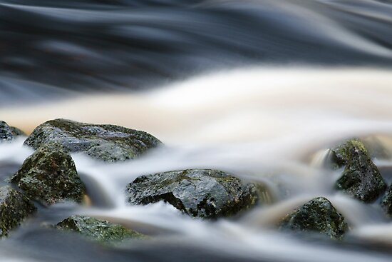 River five by Henry Moilanen