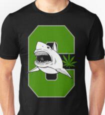 Great White Shark Cannabis T-Shirt
