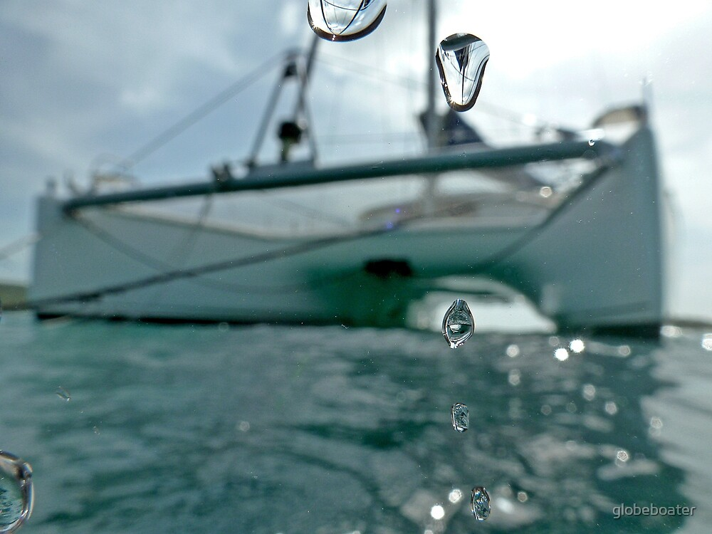Mirror Drops by globeboater
