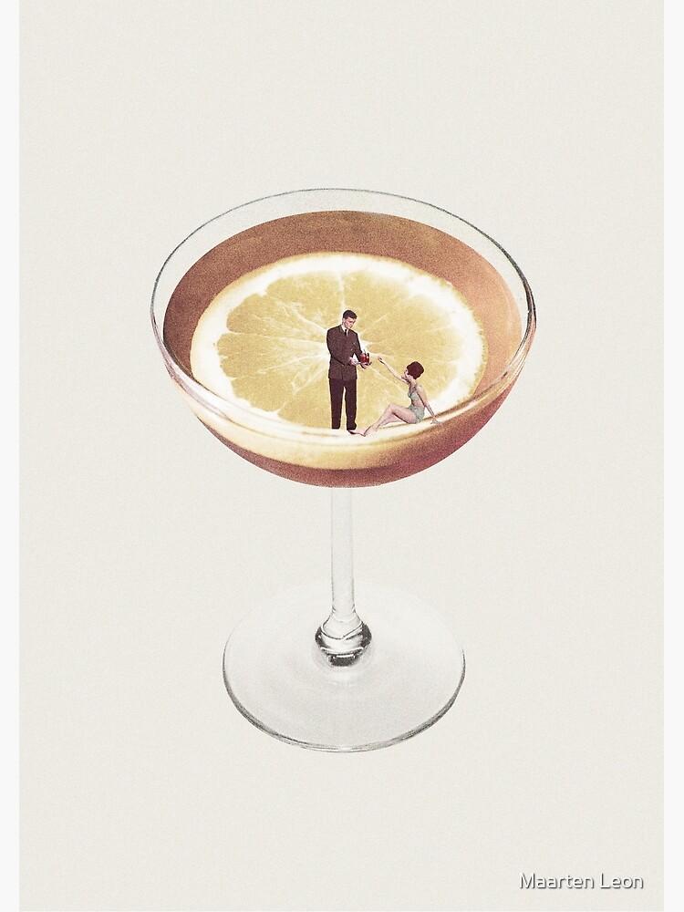 My drink needs a drink by MaartenLeon