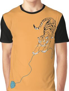 Big Kitty Graphic T-Shirt