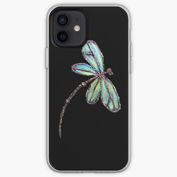 Dragonfly Pearl iPhone Case iPhone Soft Case