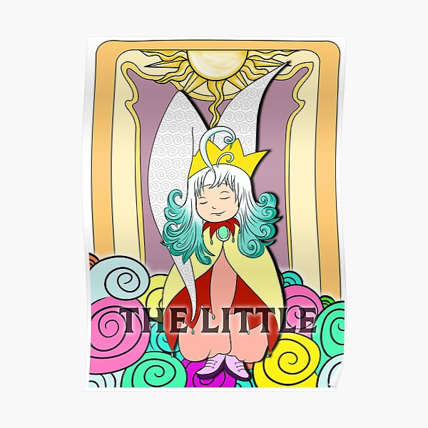 Clow Card - The Little Poster